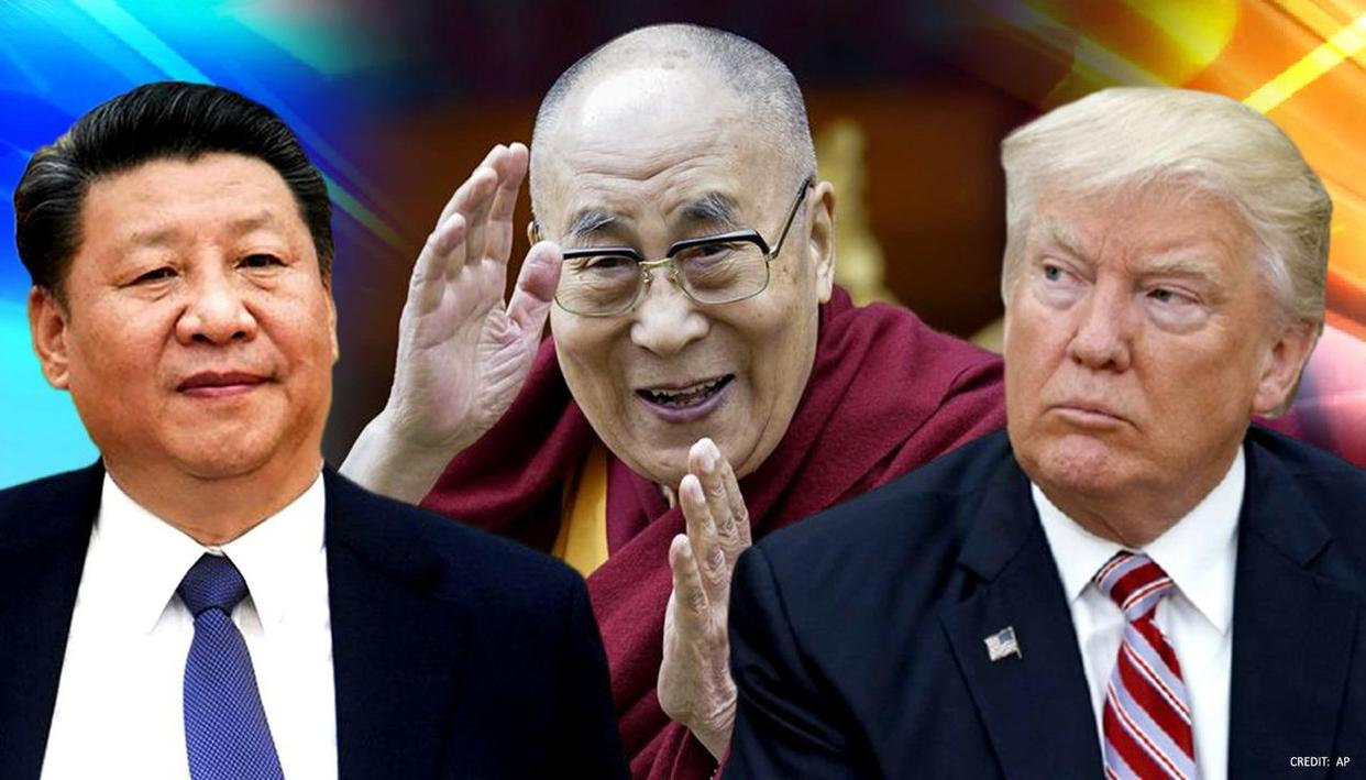 America said- China does not have the right to choose Dalai Lama
