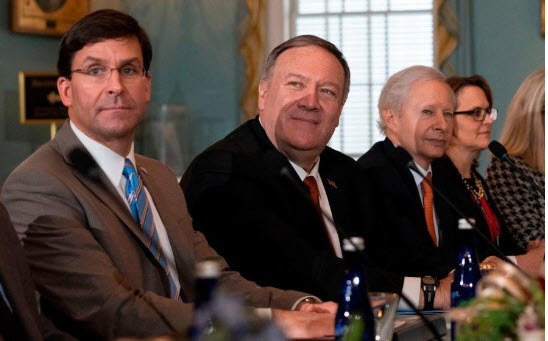"Cómo la ""mafia de West Point"" dirige Washington"