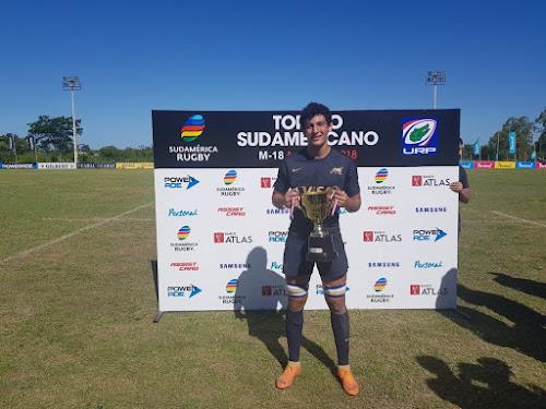 Argentina campeón del #SARChallengeM18