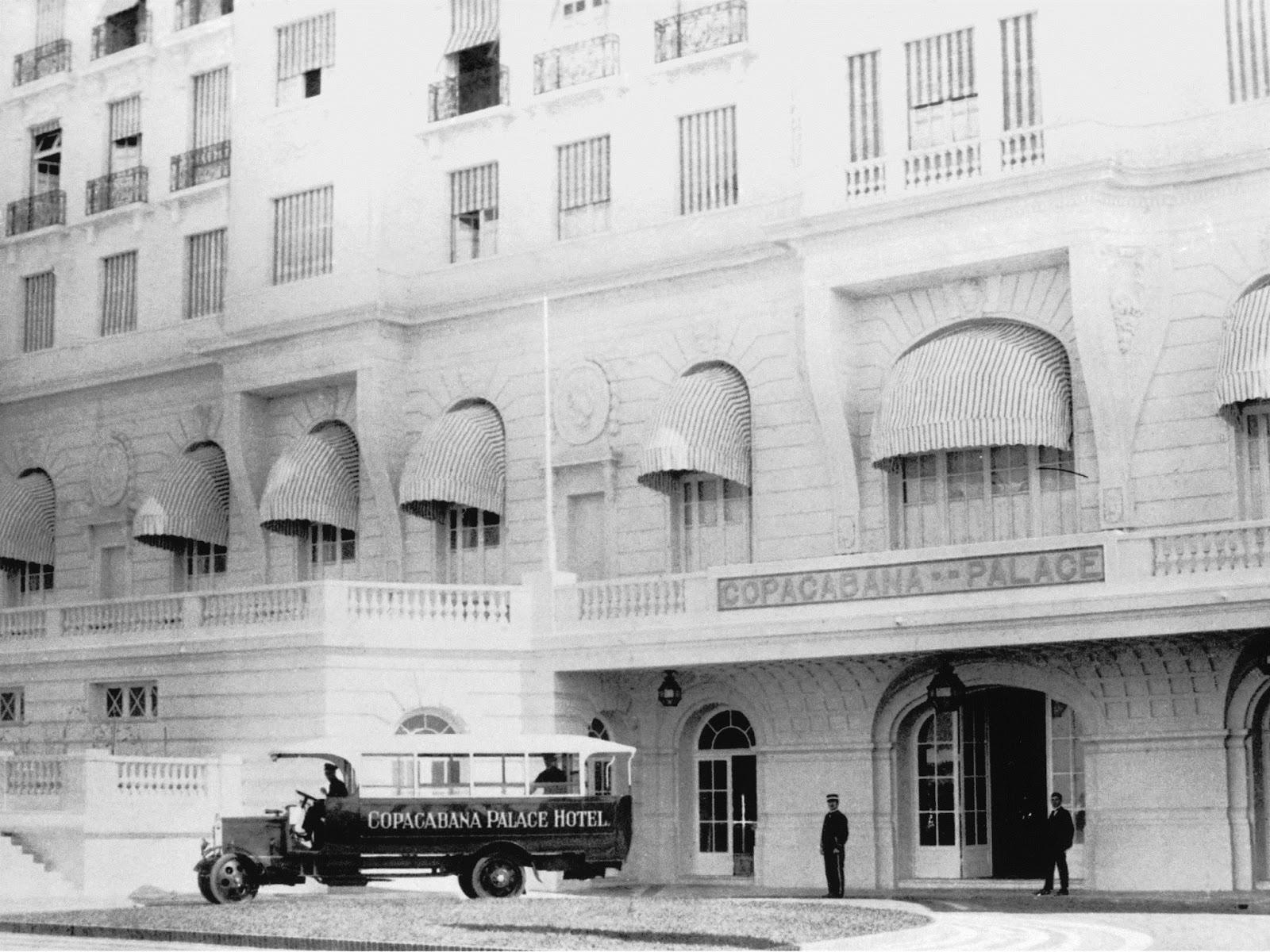 Copacabana Palace 1930