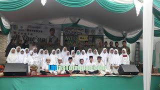 Rumah Tahfidz Al- Ikhlas Gelar Wisuda Para Santri