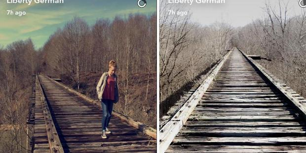 Two girls are found dead after posting final photo on Snapchat in Indiana