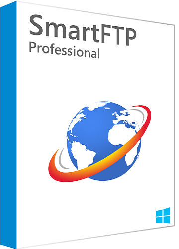 SmartFTP Enterprise 9.0.2573.0 poster box cover