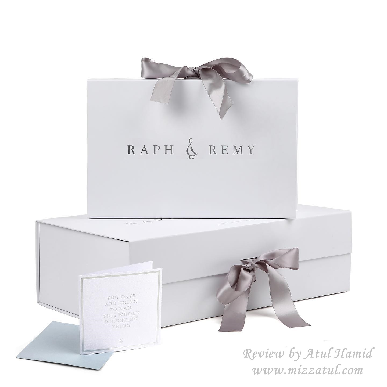 Hadiah dan Barangan Keperluan Bayi Baru Lahir dari RAPH & REMY