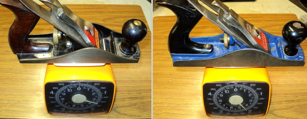 stanley hand plane 7 handle design