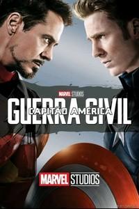 Capitão América 3: Guerra Civil (2016) Dublado 1080p