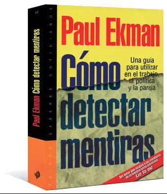 Libros Recomendados-COMO DETECTAR MENTIRAS-Paul Ekman+Herramienta Artnatomia