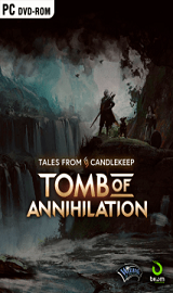 Tales from Candlekeep Tomb of Annihilation PC Cover - Tales from Candlekeep Tomb of Annihilation v1.1.1-PLAZA