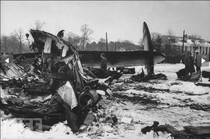 Accidents Planet Air Disaster In New York 1960