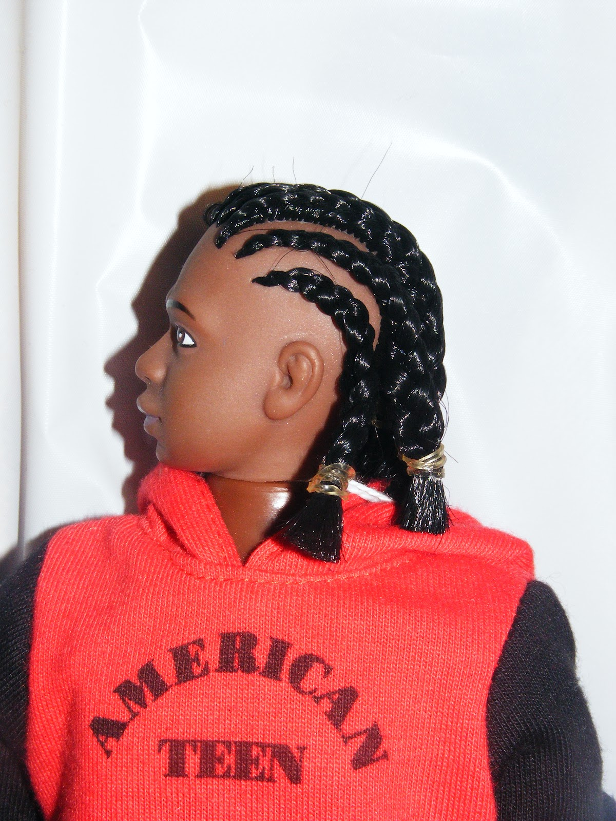 American Teen: World Of Black Male Dolls And Action Figures : American