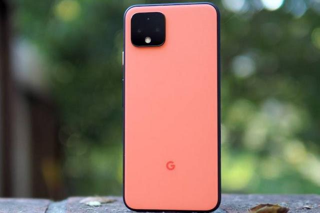 Google Pixel 4 review Design