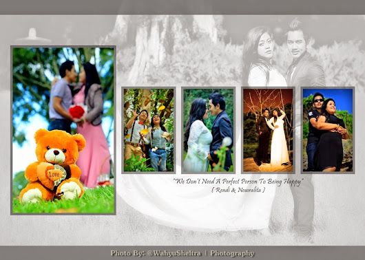Prewedding | @WahyuSheltra #Photography