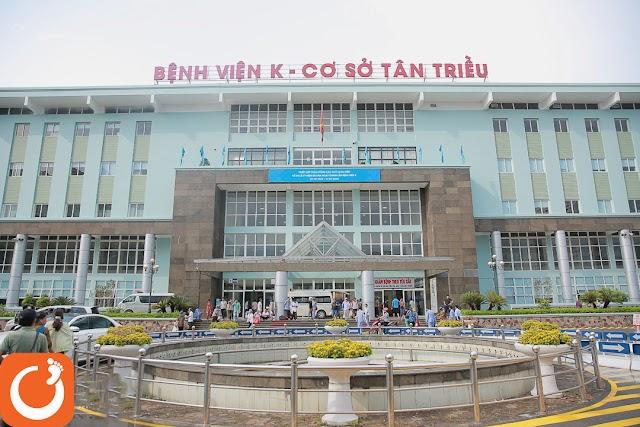 Danh sách các cơ sở y tế tại Hà Nội mới nhất
