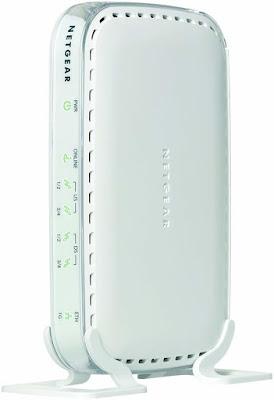 NETGEAR Model CMD31T-100NAR Cable Modem