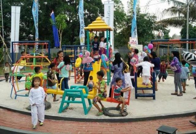 5 Tempat Bermain Anak di Jogja Favorit Keluarga