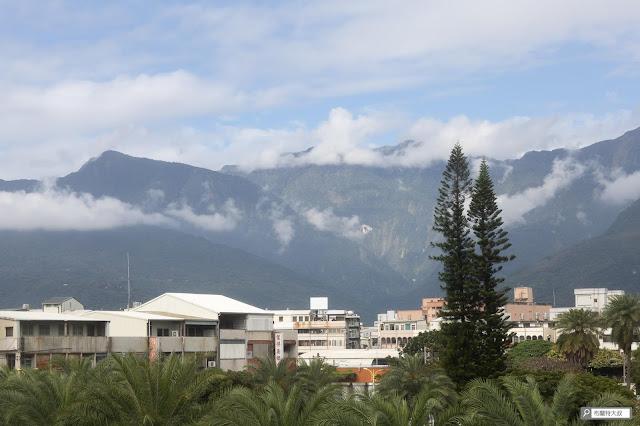【大叔生活】2021 又是六天五夜的環島小筆記 (上卷) - 早上略微放晴,雲霧環繞的中央山脈特別詩情畫意