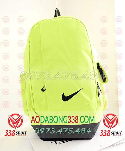 Balo Bóng Đá Giá Rẻ Nike Xanh Chuối
