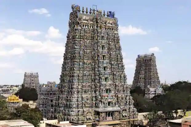 Meenakshi Temple Wikipedia Hindi