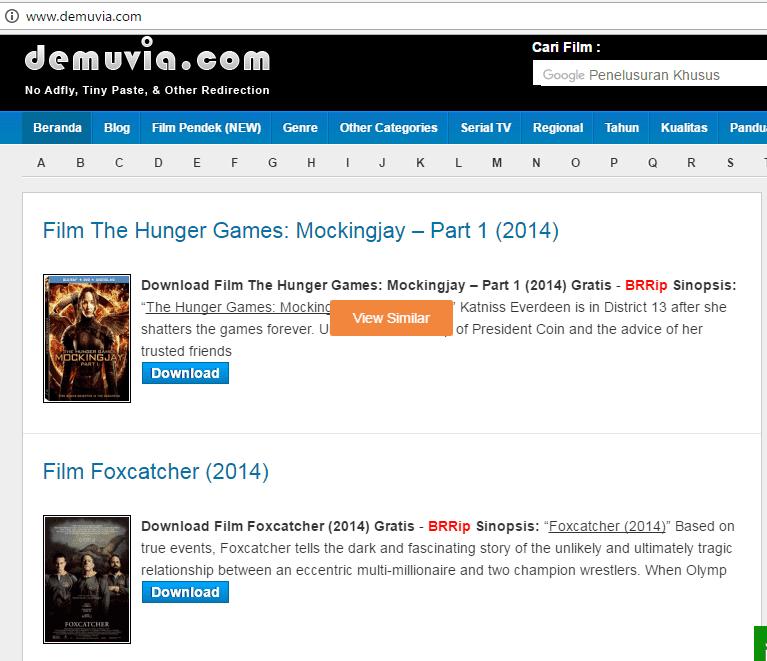 Situs Download Film Korea terbaru