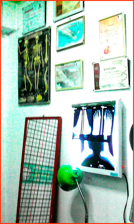 Consultorio Podologico – Centro Integral de Salud Ysabella