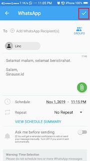 Kirim Pesan Whatsapp Otomatis Terjadwal-5