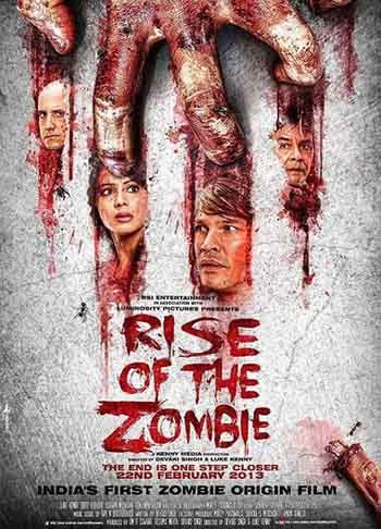 Rise of the Zombie 2013 480p 250MB WEBRip Hindi Dubbed MKV
