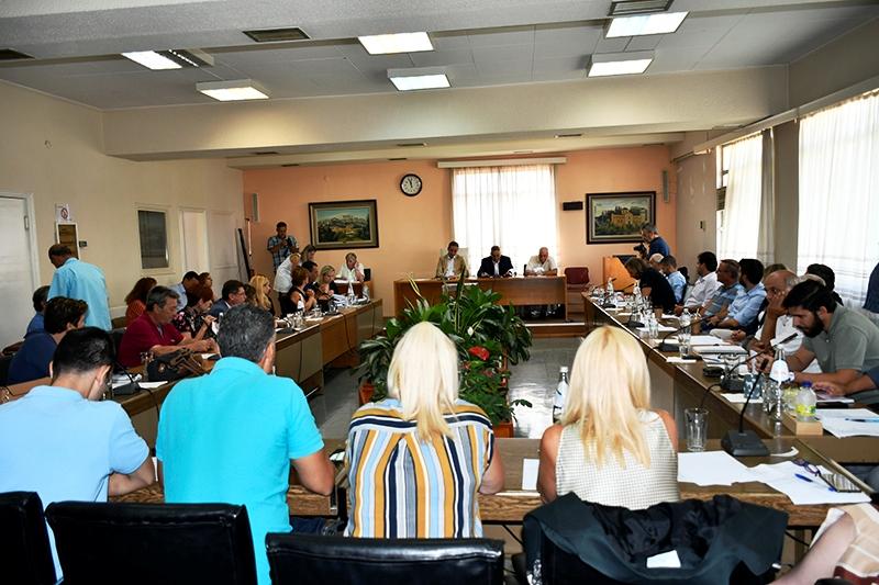Πρόσκληση για δύο Μεικτές Συνεδριάσεις του Δημοτικού Συμβουλίου (δια ζώσης και ταυτόχρονα με τηλεδιά