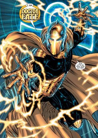 Doctor Fate en cómics