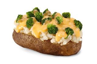baked potato wendy's