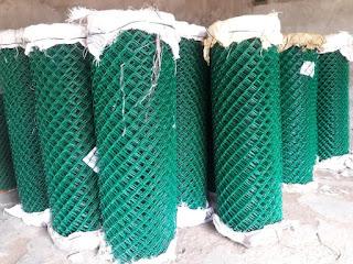 Kawat Harmonika PVC