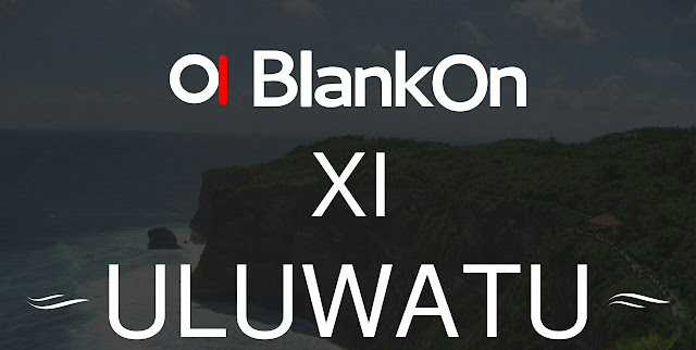 Download Linux BlankOn XI Uluwatu | Distro Linux Indonesia