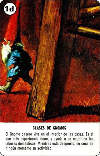 Baraja David el Gnomo Fournier Carta 01d