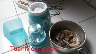 Tips Membuat Wetfood 3