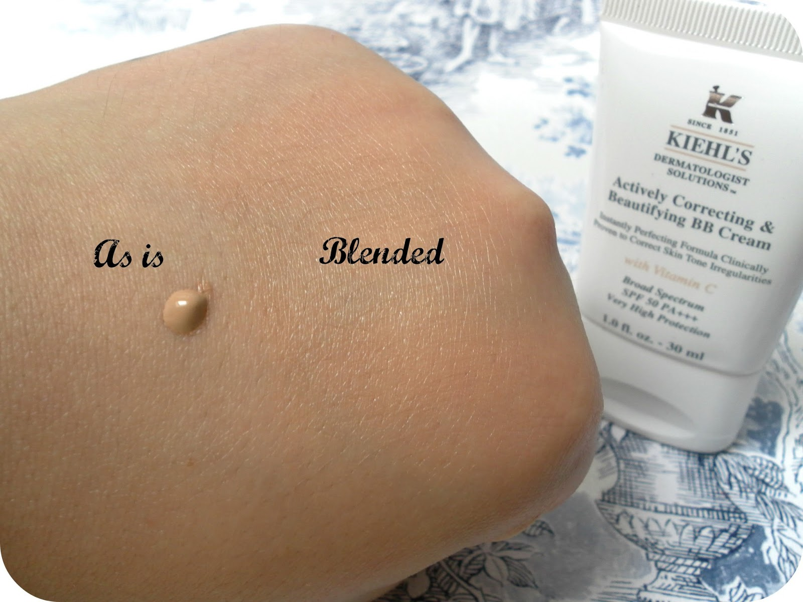 BB Cream - Actively Correcting and Beautifying with SPF 50 PA+++ by Kiehls #12