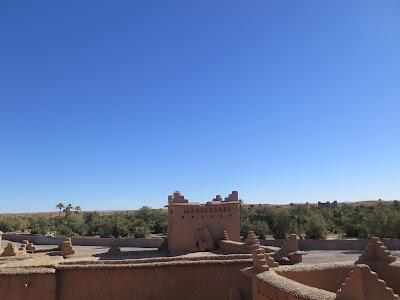 Terraza en Amridil