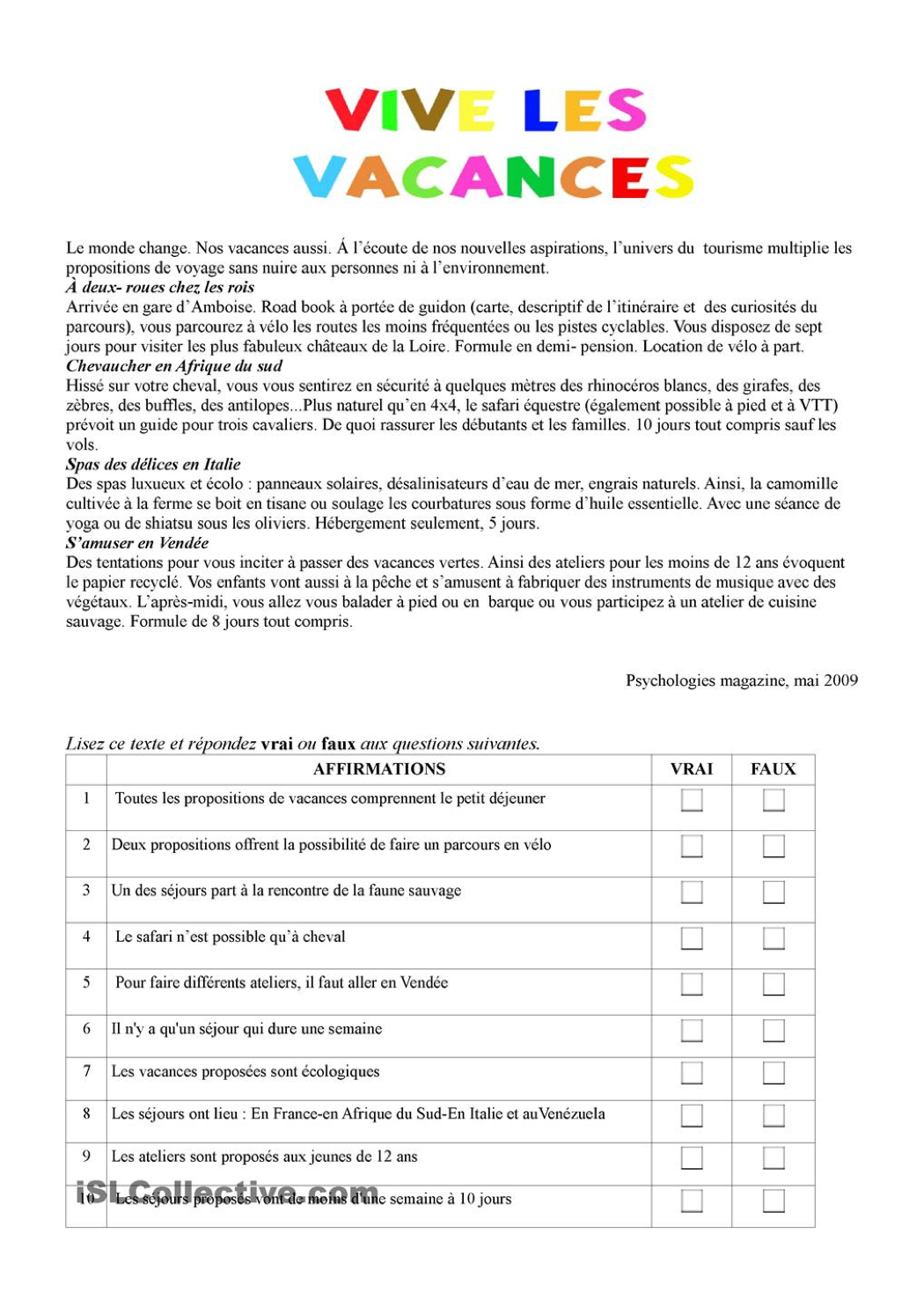 french essay on saisons en france Find an answer to your question essay on seasons in france in french.