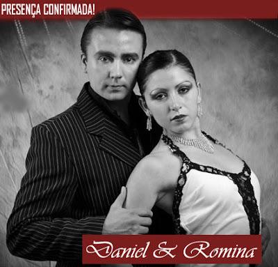 Daniel Marquez e Romina Toloza - 1º Tango Abc