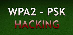Como Hack uma senha WPA2-PSK com o Windows