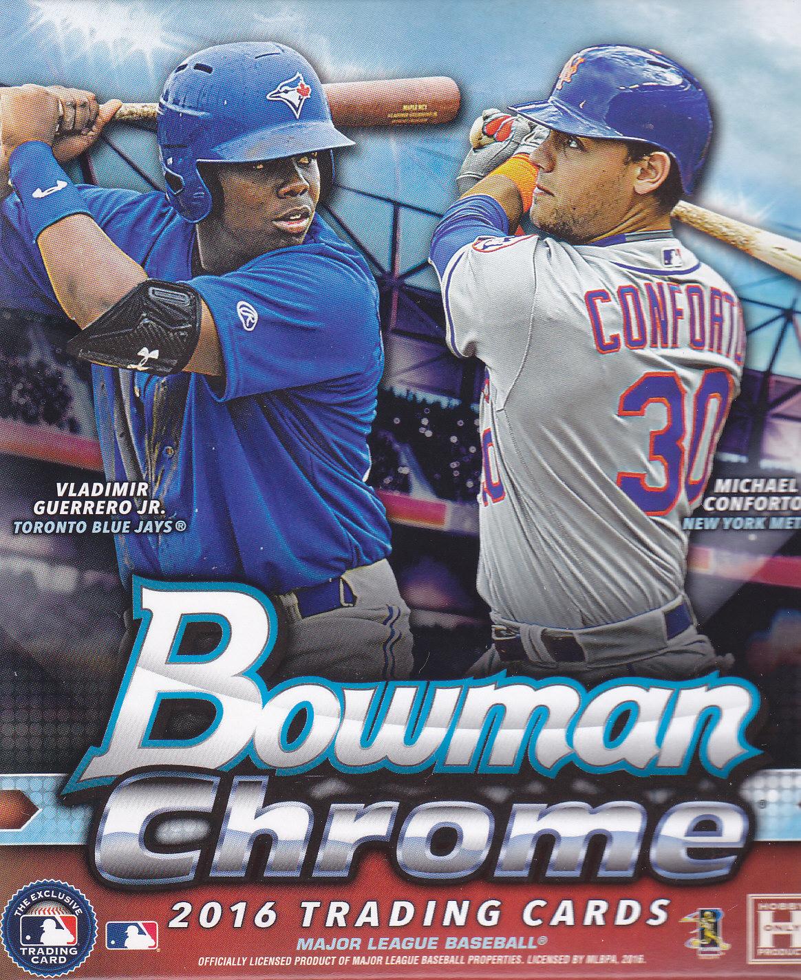 2016 Bowman Chrome Gives A Fresh Look At A September