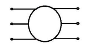 Arti simbol pada wiring diagram instalasi kontrol motor