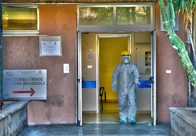 COVID-19. Al Gom dimessi altri 4 pazienti