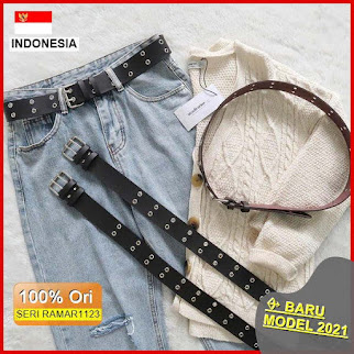 RAMAR1123 NEW SET EYELETS BELT BARU 2021