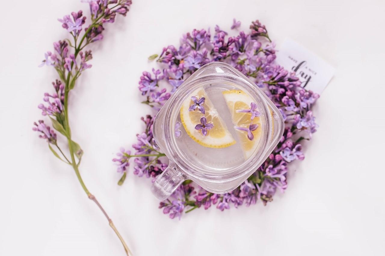 Lemoniada z bzu lilaka - przepis
