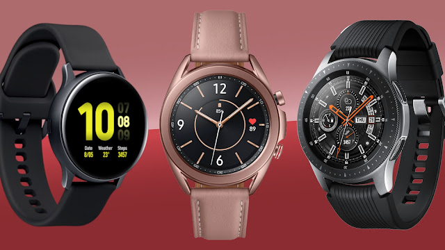 Amazon discounts up to 38% off on several Samsung Galaxy smartwatches