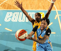 BALONCESTO (WNBA Playoffs 2016) - Chicago Sky pone rumbo a semifinales como único equipo del Este