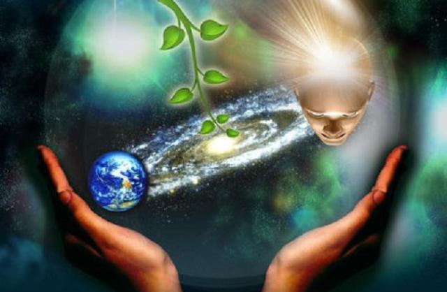 The creation theory ...