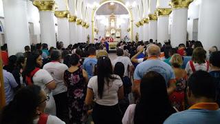 Aberta as festividades de São Sebastião 2020 em Picuí