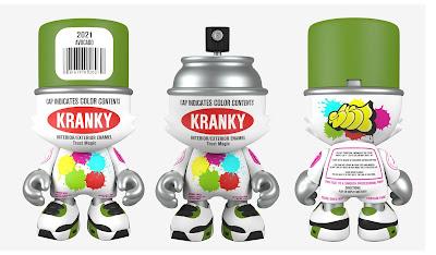 Avocado SuperKranky Vinyl Figure by Sket One x Superplastic Giveaway!