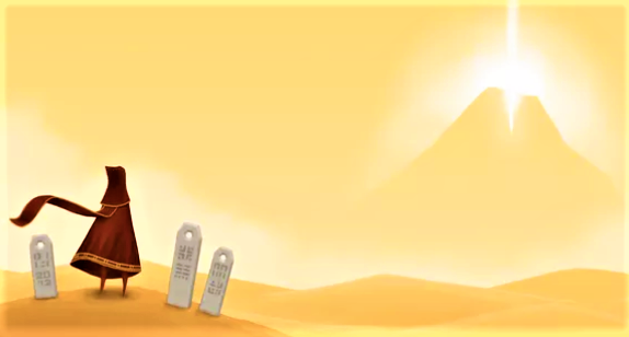 Critically acclaimed adventure game Journey comes to Steam in summer-Journey Makes the Jump to Steam in June