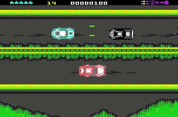 RGCD: The Vice Squad (Commodore 64)